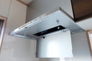 リフォームしたキッチンの換気扇をきれいに保つコツ