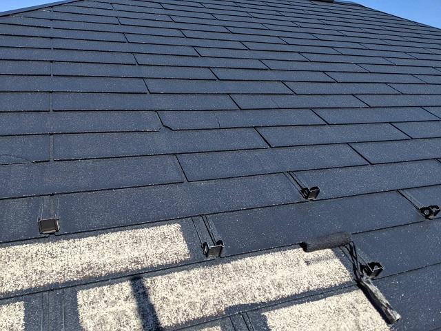 屋根塗装(続 No.2)